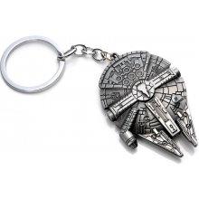 Přívěsek na klíče Star Wars Millenium Falcon Epizoda VII