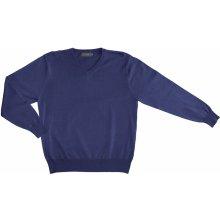 AMJ Style Pánský svetr modrý