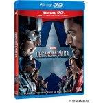 Captain America: Občanská válka 2D+3D BD