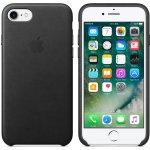Pouzdro Apple iPhone 7 Leather Case - Sea modré