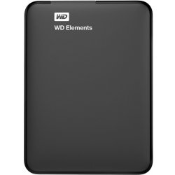 WD Elements Portable 1.5TB, WDBU6Y0015BBK-EESN