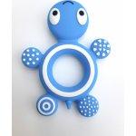 Kulišárny handmade želvička silikonová modrá