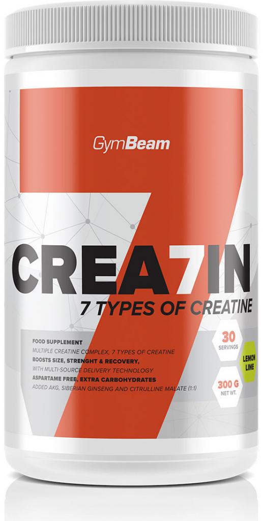 Recenze GymBeam Crea7in 300 g