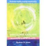 Discourse Analysis R. Jones
