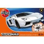 AIRFIX Quick Build auto J6007 Lamborghini Aventador LP 700-4