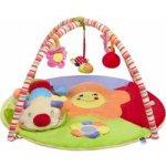 PlayTo Deka hrací s hrazdami SLUNÍČKO A STONOŽKA barevná