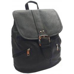 Tapple stylový dámský batoh černá alternativy - Heureka.cz 814efc938e
