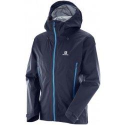 Pánská bunda a kabát Salomon X Alp 3L JKT night sky 397334 nepromokavá bunda  Pertex Shield 9e2e2a03cd5