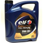 Elf Evolution Full-Tech FE 5W-30 5 l