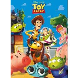 Kouzelné čtení - Toy Story - kolektiv, Pevná vazba vázaná