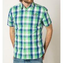 Pepe Jeans pánská kostkovaná košile Fischer a97e3420d7