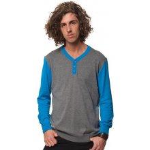 Horsefeathers catcher sweater gray melange