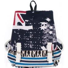 od 599 Kč · Art of Polo dámský batoh blue multicolor 7773f09e37