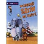 Nejmenší slon na světě , plastový obal DVD