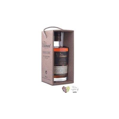 """Clément agricole tres vieux """" Single Cask Vanille Intense """" 2004 rum of Martinique 42.8% vol. 0.5 l"""