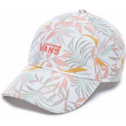 Vans Curt Side Printed White California Floral. Dámská kšiltovka ... 74069ee930