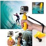 Plovoucí držák pro akční kamery