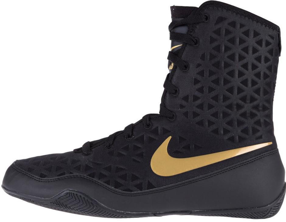 Nike KO Boxerské boty černá zlatá černá od 3 790 Kč - Heureka.cz 3a1bebd264e