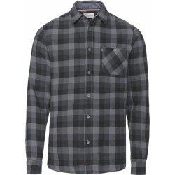 2f1fbc2e458f Pánská Košile Livergy Pánská flanelová košile šedá
