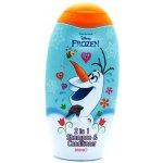 Disney Frozen Olaf 2v1 šampon a kondicioner pro děti 300 ml