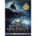 EN Percy Jackson: Demigod Files Rick Riordan