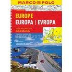 Evropa-Europa atlas-spirála MD 1:800T