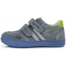 D.D.Step D.D. step chlapecká obuv 040-405L šedá
