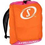 Spalding taška Sackpack Kids Oranžová