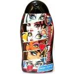 Mattel Monster High dětský šampon a sprchový gel 2 v 1 300 ml
