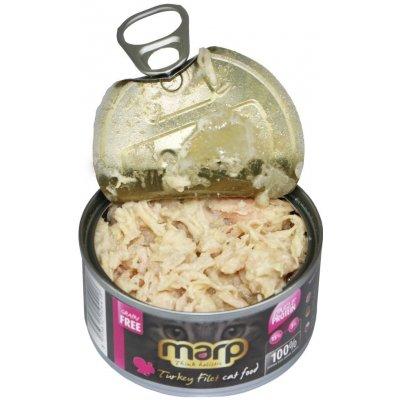 Marp Turkey Filet pro kočky s krůtími prsy 70 g