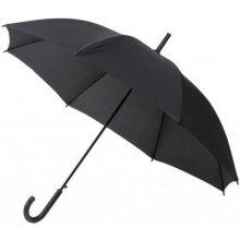 Pánský holový deštník York černý