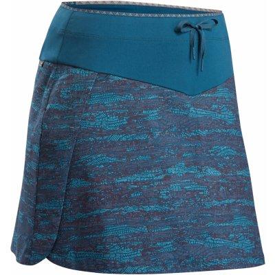 Quechua turistická sukně s kraťasy NH 100 fresh modrá