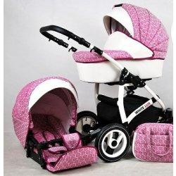 Raf-Pol Baby Lux White Lux 01 Dark Pink 2017 od 6 500 Kč - Heureka.cz 857587a17d