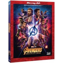 Avengers: Infinity War 2D+3D BD