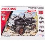 Meccano Off-Road Truck 4x4 25v1