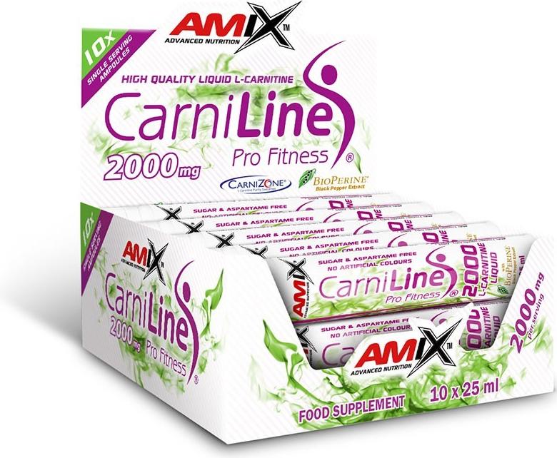 Amix CarniLine Pro Fitness 2000 250 ml - 0