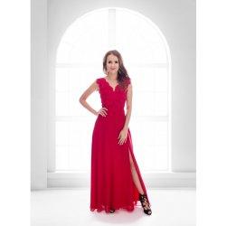 Eva   Lola společenské šaty Rosie červená od 1 890 Kč - Heureka.cz ad1e1d8a9f