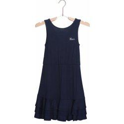 Šaty dětské Guess modrá od 679 Kč - Heureka.cz c48f280f70