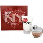 DKNY My NY Woman EdP 50 ml + tělové mléko 100 ml dárková sada