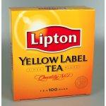 Lipton Yellow Label Čaj 100 sáčků