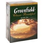 GREENFIELD Porcovaný černý čaj Classic Breakfast 100 g