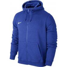 Nike Team Club Full Zip Hoody 6 ks modrá bílá UK Junior
