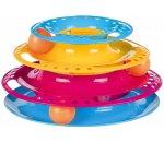 Kruhová věž s míčky