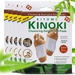 Kinoki SC1006 Detoxikační náplasti 5 balení