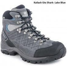 SCARPA Boty SCARPA Kailash GTX Shark Lake Blue 43141e3824