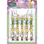 Omalovánkový set s pastelkami Víly10858