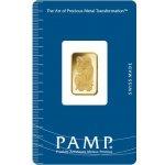 PAMP zlatý slitek 2,5g
