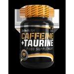 BioTech USA CAFFEINE + TAURINE 60 tablet