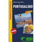 Portugalsko průvodce na spirále s mapou MD