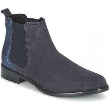 Betty London Kotníkové boty FUSKIBE Modrá